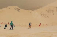 Skiën op Mars?